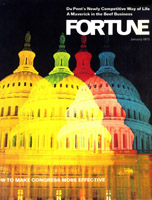 Fortune Magazine January 1973