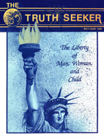The Truth Seeker May/June 1989. The Liberty