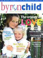 byronchild. March/May 2004. The Origins of Love
